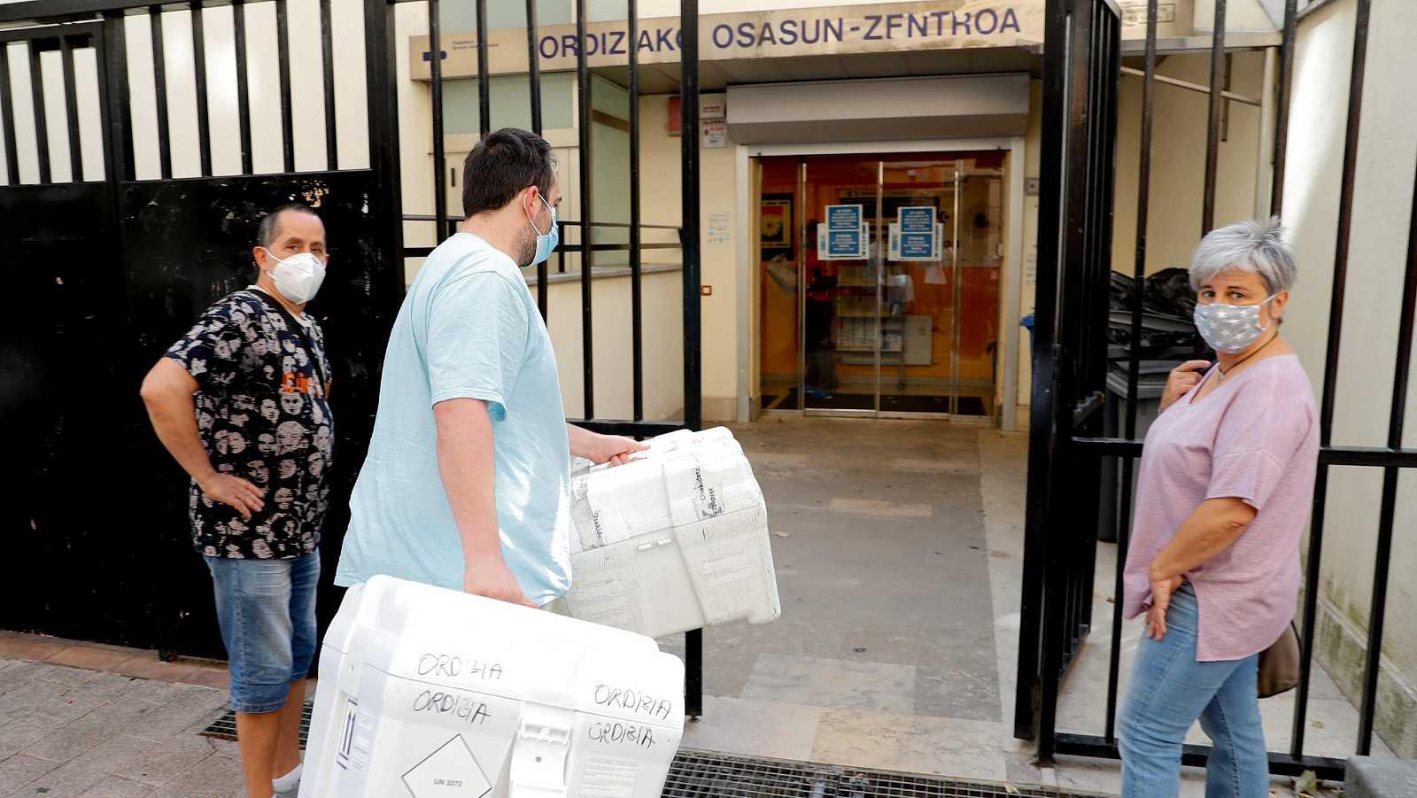 Mascarilla obligatoria y límites al ocio para contener un foco de coronavirus en Ordizia