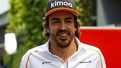 Los motivos del regreso de Alonso