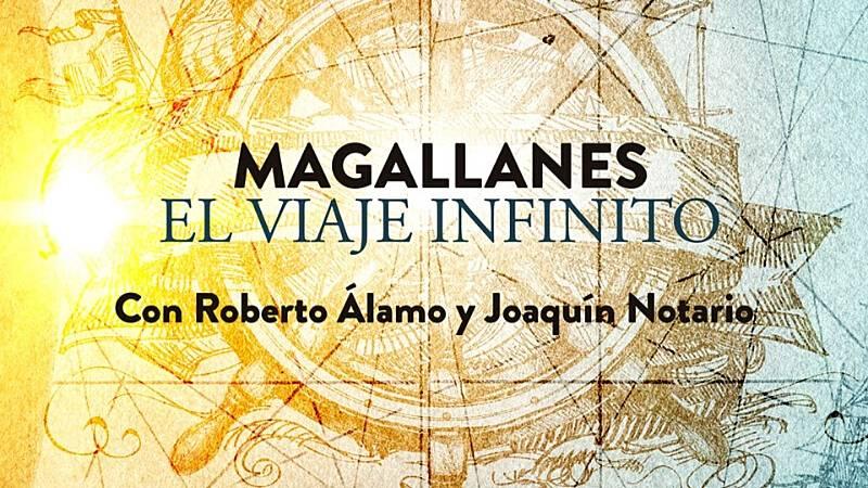Ficción sonora - 'Magallanes, el viaje infinito', muy pronto - Ver ahora