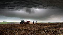 Chubascos y tormentas localmente fuertes en la Ibérica oriental