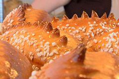 Aquí la Tierra - ¿Un pan? ¿Un erizo? ¡Te presentamos un pan brioche muy particular!