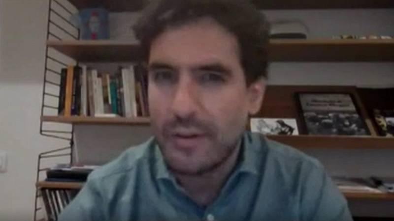 """García-Basteiro, epidemiólogo: """"Siempre que se mantengan las medidas, ir a votar no tiene que ser un riesgo"""""""