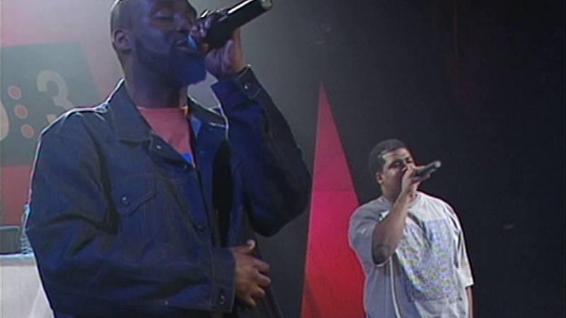 Los conciertos de Radio 3 - De La Soul (2001) - ver ahora