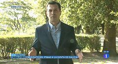 """Gonzalo Caballero (PSdeG): """"Galicia necesita un presidente que defienda la salud de los gallegos"""""""