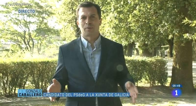 Elecciones gallegas 2020: Entrevista a Gonzalo Caballero, candidato del PSdeG