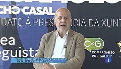 """Pancho Casal (Marea Galeguista): """"La solución inmediata para Alcoa es la intervención"""""""