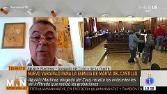"""El abogado del Cuco en el caso de Marta del Castillo: """"Antonio del Castillo, en un proceso de duelo no superado, trata de abrir todos los procesos posibles"""""""