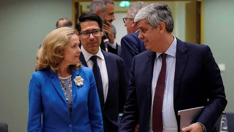 ¿Cuáles son las funciones del presidente del Eurogrupo?