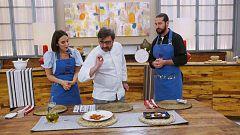 Cocina al punto con Peña y Tamara - Fresas (Aranjuez)
