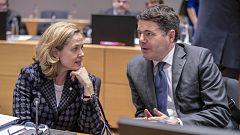 Nadia Calviño pierde la presidencia del Eurogrupo frente al irlandés Donohoe