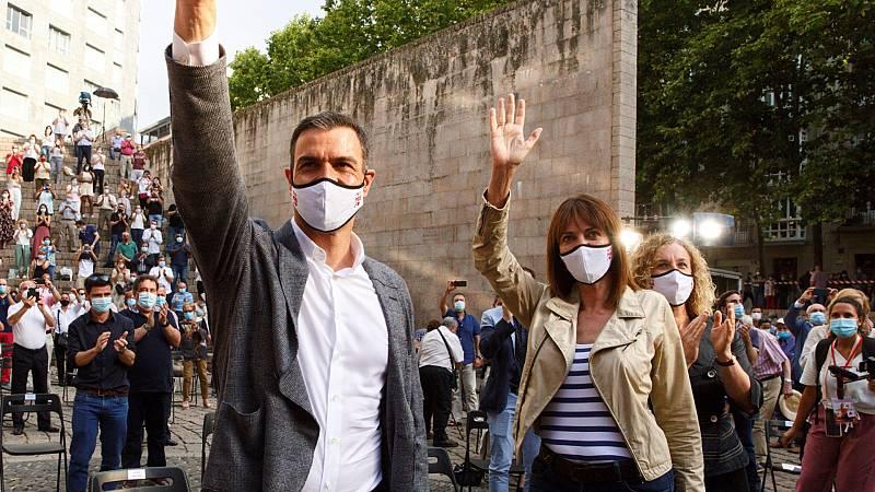 Los partidos condenan el ataque a la tumba de Fernando Buesa en el penúltimo día de campaña para las elecciones vascas