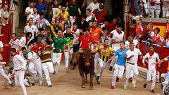 'Corriendo al 2021': El encierro más rápido de la historia duró 2 minutos y 10 segundos