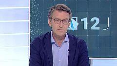 Los desayunos de TVE - Alberto Núñez Feijóo, candidato del PP a la presidencia de la Xunta