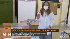 ¿Cómo se va a votar en las elecciones de Galicia tras el rebrote de coronavirus en A Mariña?
