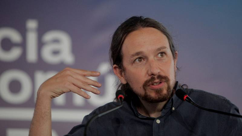 """Iglesias: """"Hay un debate en nuestro país sobre si la monarquía es útil para la democracia española"""""""