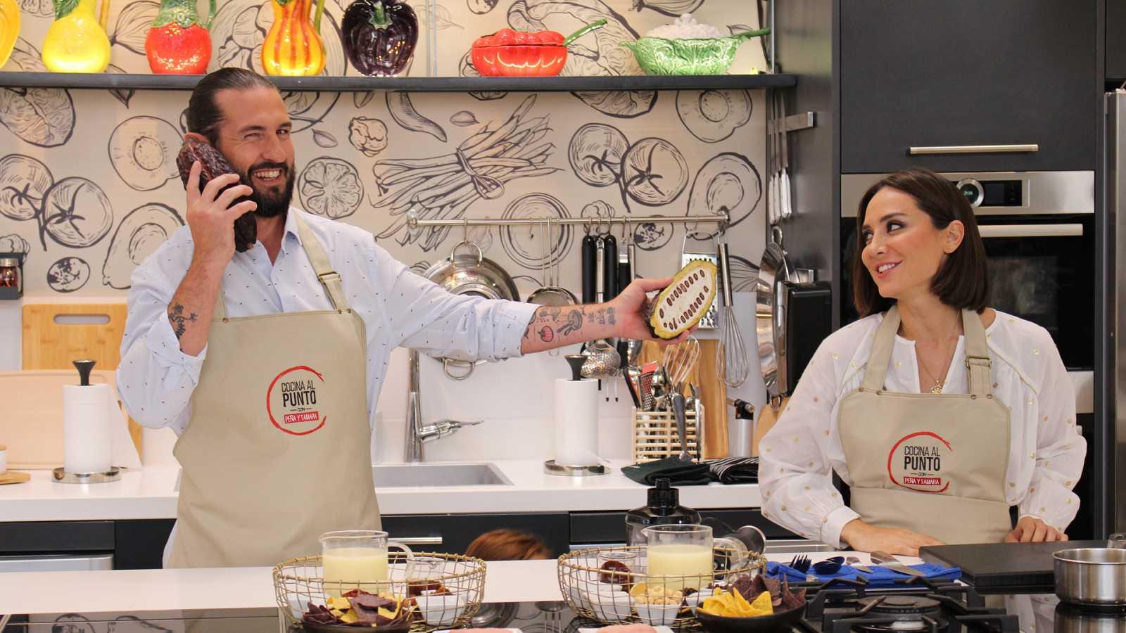 Cocina al punto con Peña y Tamara - El chocolate de Ruzafa - ver ahora