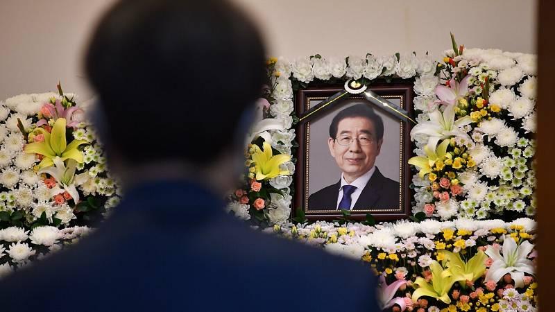 Conmoción en Corea del Sur por el presunto suicidio del alcalde de Seúl ante una denuncia por acoso sexual