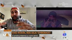 """Kiko Rivera habla de su nuevo tema """"embobaos"""" en La Mañana"""