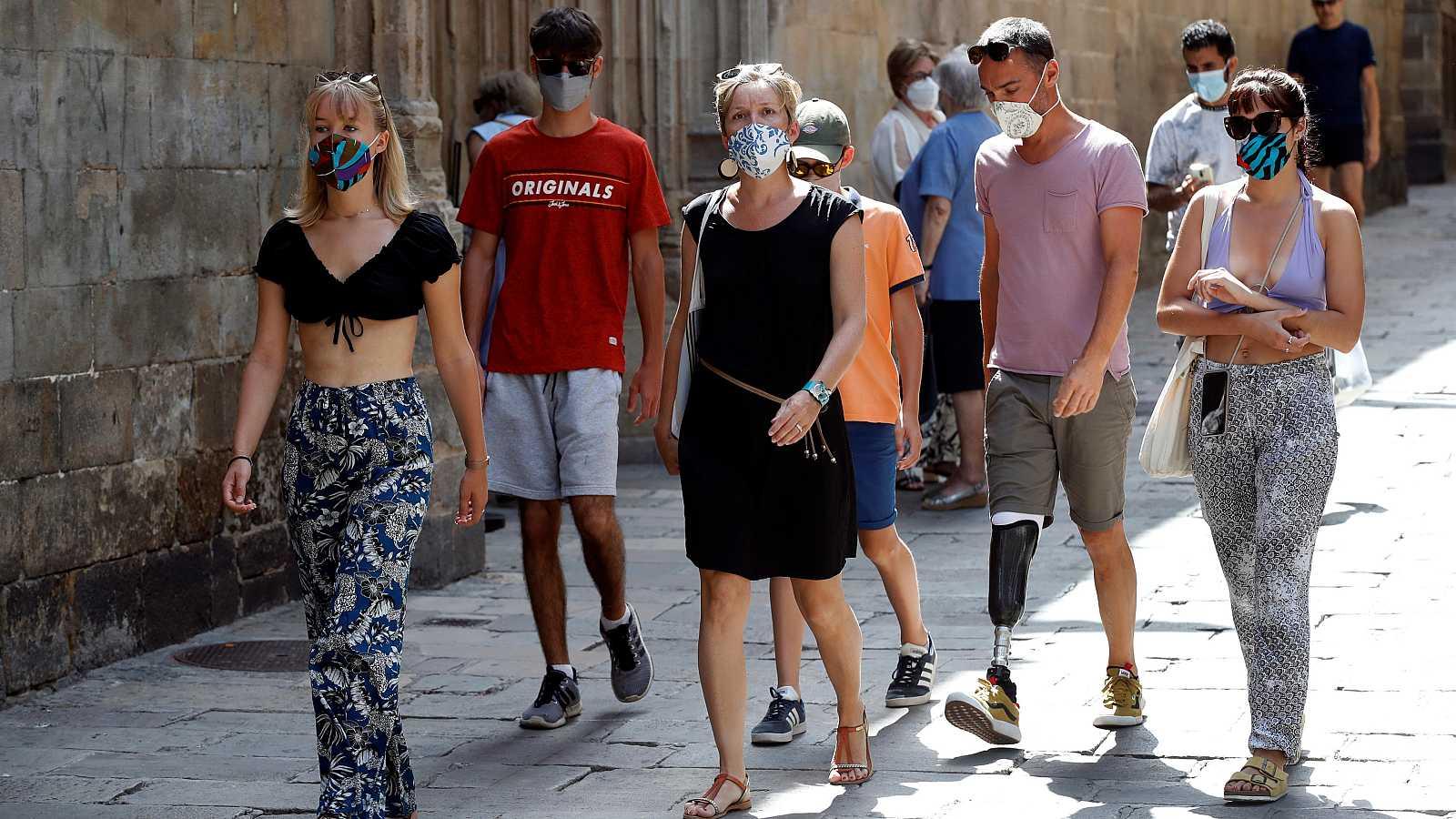 Extremadura, última comunidad en imponer el uso permanente de la mascarilla