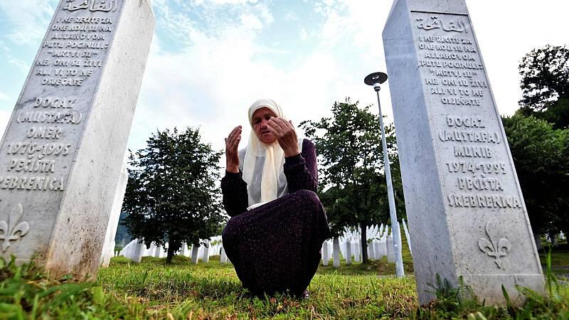 25 años de la matanza de Srebrenica, la mayor masacre en Europa tras la Segunda Guerra Mundial