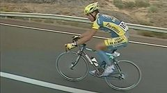 Ciclismo - Vuelta España 2004. 12ª etapa: Almeria - Calar Alto