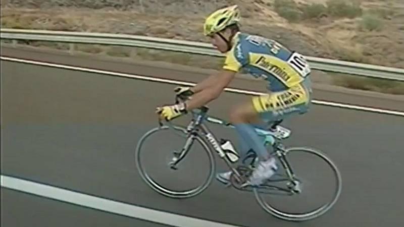 Ciclismo - Vuelta España 2004. 12ª etapa: Almeria - Calar Alto - ver ahora