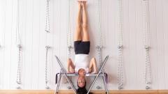 Yoga para las cervicales