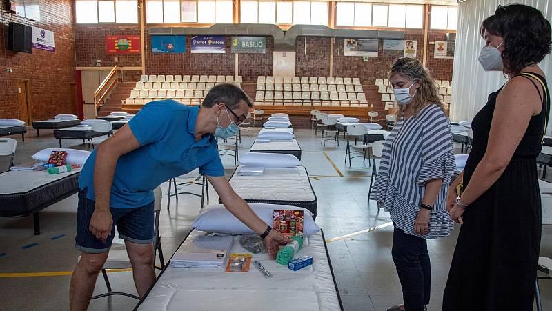 Una veintena de brotes en Lleida aumentan la presión sobre la asistencia sanitaria