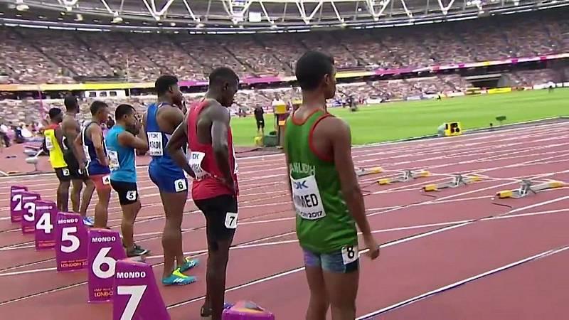 Atletismo - Campeonato del Mundo 2017. Sesión vespertina. Desde Londres - ver ahora