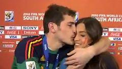 Las parejas del Mundial, ¿quiénes siguen juntos?