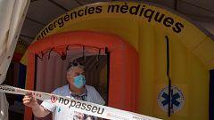 Solo Asturias, La Rioja, Ceuta y Melilla se libran de los nuevos rebrotes por coronavirus
