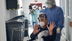 La Covid-19 no acaba cuando el paciente recibe el alta