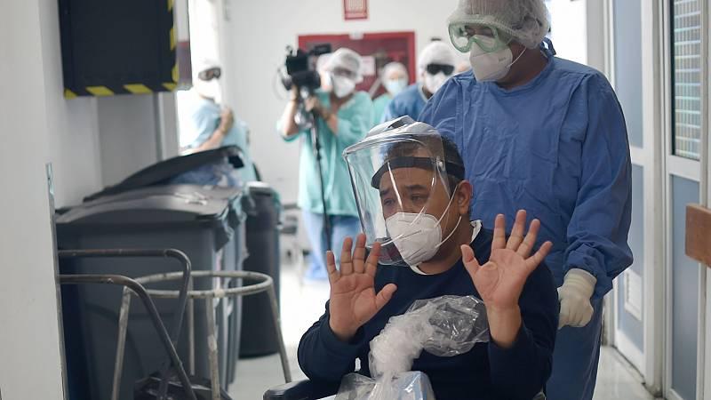 Vídeo: La Covid-19 no acaba cuando el paciente recibe el alta