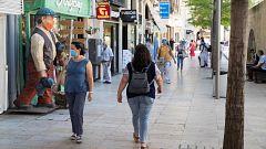 El posible endurecimiento del confinamiento preocupa a los vecinos y comerciantes del Segrià