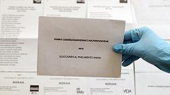 El Gobierno vasco advierte que quien vaya a votar con coronavirus cometerá un delito contra la salud pública