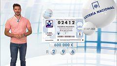Lotería Nacional - 11/07/20