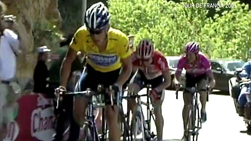 Ciclismo - Tour de Francia 2005. 18ª etapa: Albi - Mende - ver ahora