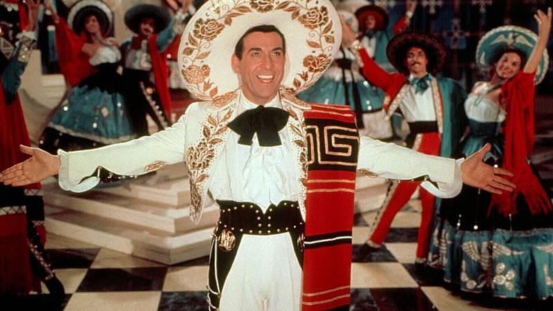 Cine de barrio -  El cantor de México - ver ahora