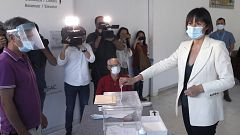 """Pontón (BNG) hace un llamamiento a la particicipación electoral para """"hacer historia"""" en un momento """"decisivo"""""""