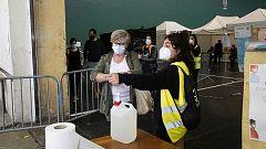 """Ordizia vota """"tranquila"""" pese a los brotes de coronavirus en la localidad"""