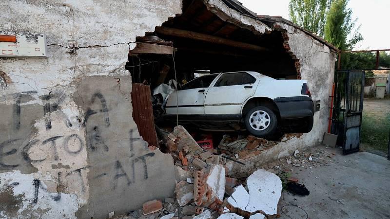 Vídeo: Suben los accidentes tras el confinamiento