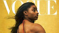 Simone Biles se sincera en Vogue sobre los abusos sexuales de Larry Nassar