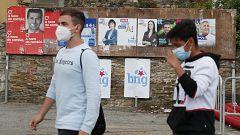 Los vecinos de A Mariña se convierten en protagonistas involuntarios de las elecciones gallegas por el rebrote de coronavirus
