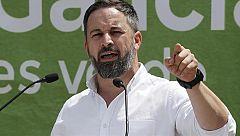 """Santiago Abascal: """"Todos nuestros actos públicos han sido sistemáticamente acosados"""""""