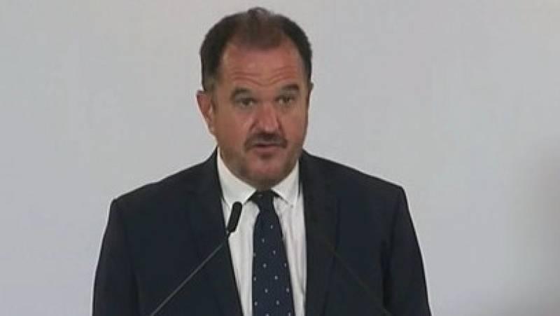 """Carlos Iturgaiz (PP+ Cs): """"Hemos ganado a las encuestas oficiales incluso Tezanos dijo que desapareceríamos"""""""