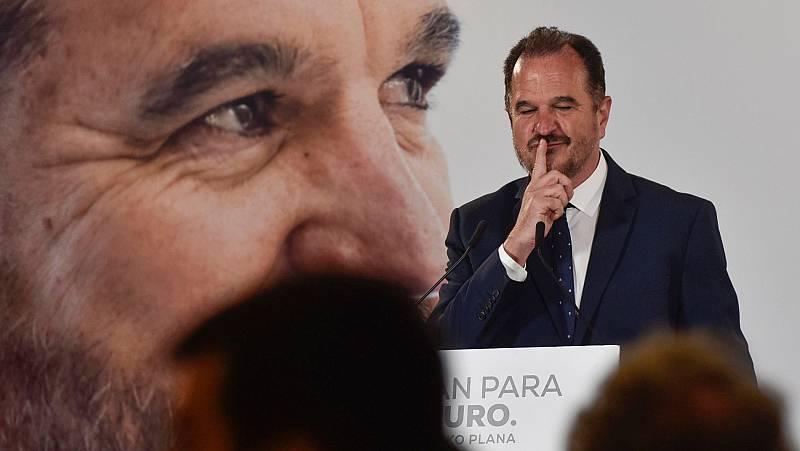 """Iturgaiz: """"La coalición con C's se mantendrá donde la unidad de España esté en riesgo"""""""