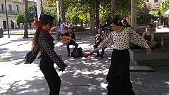 En primera persona - Los artistas de calle en Sevilla piden que se regule su actividad I - 12/07/20