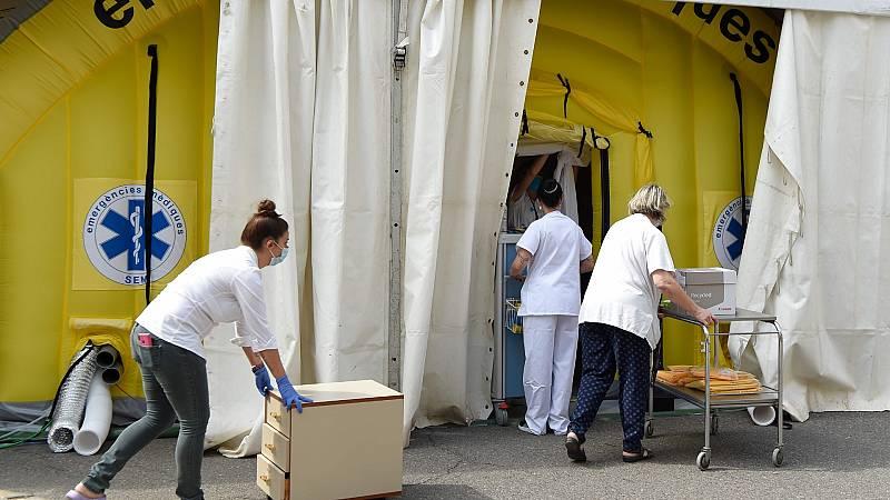 Torra desacredita la decisión judicial sobre el confinamiento en Lleida y anuncia un decreto para imponer las medidas