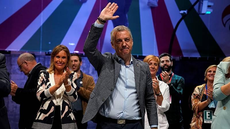 Las elecciones vascas dan mayoría absoluta a la suma de PNV y PSE