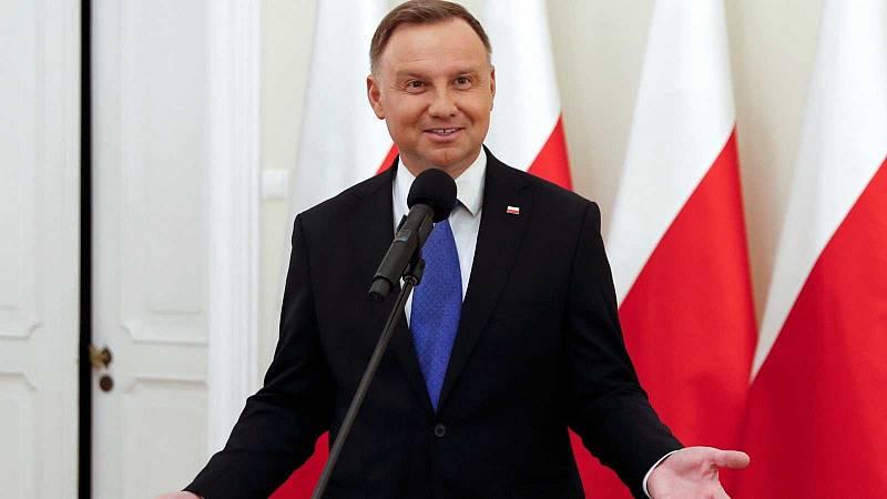 El ultraconservador Duda gana las presidenciales polacas con el 51,2 % de los votos